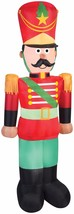 Christmas Home 7' Ft. Tall Inflatable Toy Soldier Light Up Yard Decorati... - $75.43