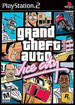 Grand Theft Auto Vice City PS2 Playstation 2 Complet - $6.81