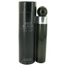 Perry Ellis 360 Black Cologne By  PERRY ELLIS  FOR MEN  3.4 oz Eau De To... - $31.90