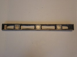 SEARS CRAFTSMAN VINTAGE METAL CARPENTRY LEVEL PAT NO 3311990 USA - $29.69