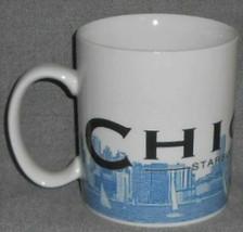 "2002 18 oz Starbucks CHICAGO ""THE WINDY CITY"" Skyline Series One MUG - $19.79"