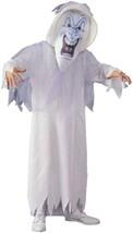 STUDIO CLASSICS MYSTERY FACE GHOST COSTUME CHILD SIZE MEDIUM - $11.72
