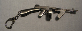LOCK N' LOAD AUTOMATIC RIFLE THEME PEWTER METAL... - $5.45