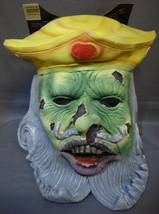KING OF HEARTS HORROR CARDS HALLOWEEN TEEN / ADULT LATEX MASK BY RUBIES ... - $14.07