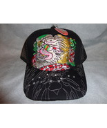 GORILLA MONKEY GLAMOROUS WITH RHINSTONES ADJUSTABLE BASEBALL CAP BURDENE... - $9.75