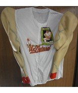 UNNATURAL BASEBALL PLAYER ADULT HALLOWEEN COSTUME BY MORBID INDUSTRIES A... - $27.40