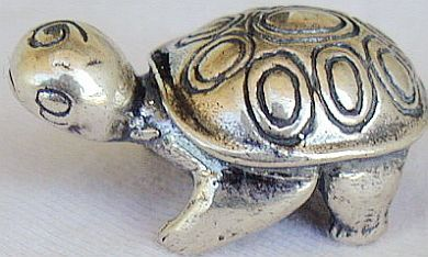 Turtle baby miniature