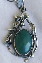 Unique green pendant thumb200