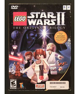 LEGO Star Wars II The Original Trilogy Apple Mac Video Game 2007 New Sealed - $20.00