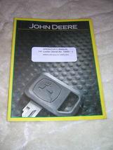 John Deere 741 Loader Operator's  Manual, (Serial No. 14000 - )  - $14.00