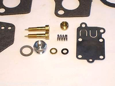 Briggs and Stratton 3 hp to 5 hp carb carburetor rebuild repair kit 495606
