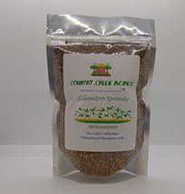 Cilantro Seed, Sprouting Seeds, Microgreen, Sprouting, 5 Lbs, Non GMO - Country  - $53.99
