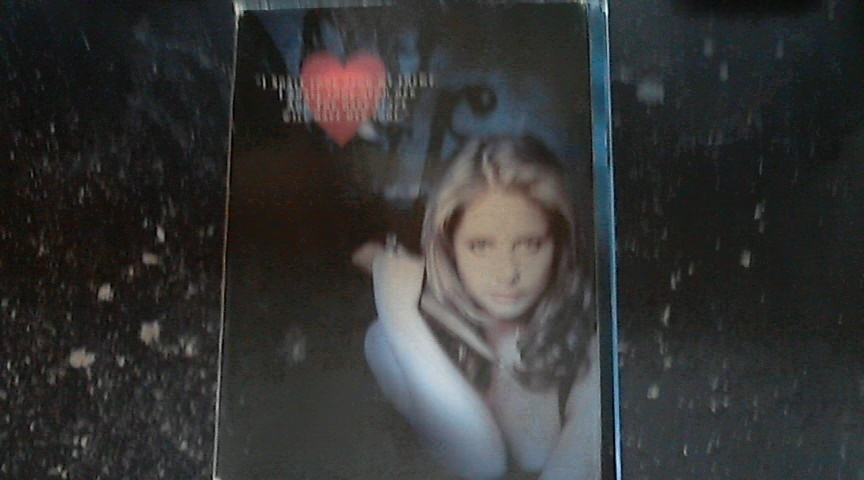 Buffy the Vampire Slayer Season One DVD (3 DISC One Episodes 1-4) - $5.00