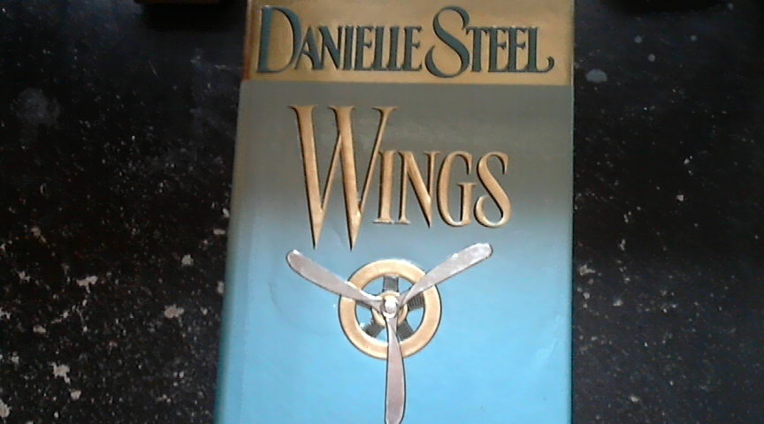 Primary image for Wings By Danielle Steel ( 1994 Hardcover)