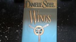 Wings By Danielle Steel ( 1994 Hardcover) - $4.00