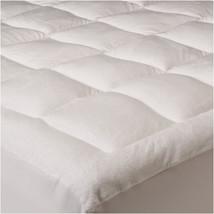 Extra Plush Full-Size Mattress Pad Ultra Soft Microplush For Comfort & S... - $63.25