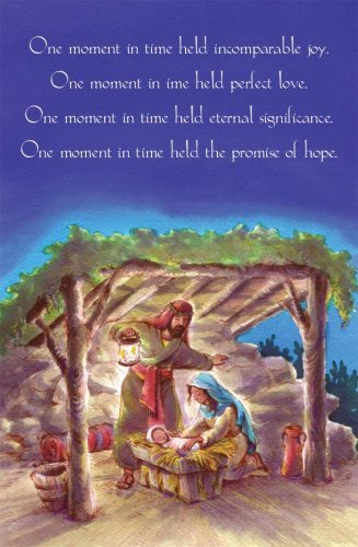 Primary image for One Moment (Christmas at Home - Cards) [Turtleback]