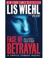 Face of Betrayal (Triple Threat Series #1) [Feb... - $7.99