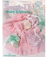 Snuggle-Up Baby Afghans  (Leisure Arts #3205) [Paperback] [Aug 01, 2000]... - $5.85