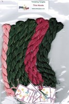 SILK FLOSS PACK for This Abode  cross stitch chart Dinky Dyes - $32.40