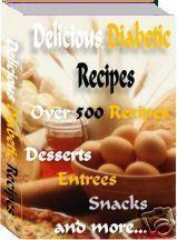 Diabetic recipes ebook