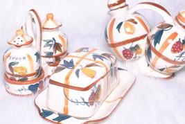 Vintage Collectible Nasco Japan Handpainted 1950s Porcelain Set - $39.00