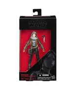 "Star Wars The Black Series Rogue One Sergeant Jyn Erso Figure 6"" New Sealed - $93.50"