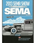 SEMA 2013 industry show Directory catalog + Pocket Guide Specialty Equip... - $9.99