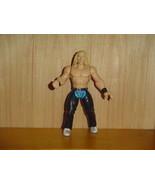WWE Shawn Michaels HBK Figure Jakks Pacific Bon... - $4.00