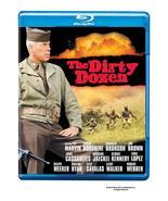 The Dirty Dozen [Blu-ray] - $4.95