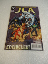 Jla #98 Nm 2004  Dc Comics Encircled!Jla #98 Nm 2004   Dc Comics - $9.10