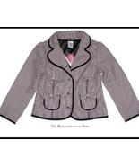 NWT Gymboree FAMILY PORTRAIT Bows Jacket Blazer Sz 6 - $24.99