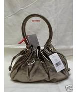 Kate Spade Metallic Handbag Purse NWT Ash Reduced - $100.00
