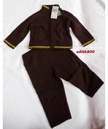 Juicy Couture Baby Boy Track Suit Set 12 Months NWT $125 - $55.00