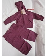 Juicy Couture Baby Girl Knit Track Suit 6-9 Months NWT  - $75.00