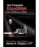 The Prosperity Equation [Hardcover] Ziegler, James A - $10.88