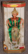1997 Dolls Of The World Thai Barbie Doll New In The Box - $34.99