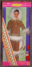 1996 Barbie Dolls Of The World Collection Arctic Barbie Doll New In The Box - $34.99