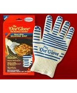 1 gloves  Ove Glove Seen on TV Heat protection Oven glove Mitts - $12.00