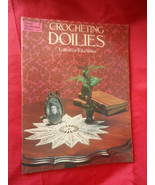 Crocheting Doilies Rita Weiss ~ Crochet Patterns  Needlework 1976 Dover ... - $7.80