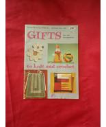 Needlecraft 60s Gifts to Knit & Crochet Coats & Clark's Book 116 - $10.40