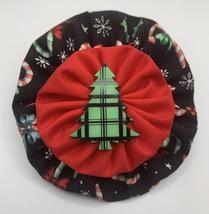 3.5 inch Candy Cane Christmas Dog Collar Slide - $8.00