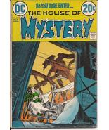 DC The House Of Mystery #212 Everafter Vampire Halfway To Hell - $4.95