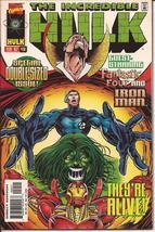 Marvel Incredible Hulk Lot Incredible Hulk #44,47,450, NightMerica 2 of 6 - $9.95