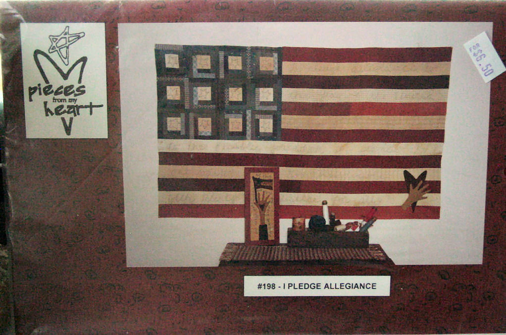 I pledge allegiance 198