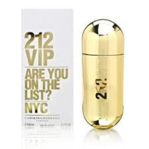 212 VIP by Carolina Herrera For Women EDP Spray 1.0 oz - $45.99