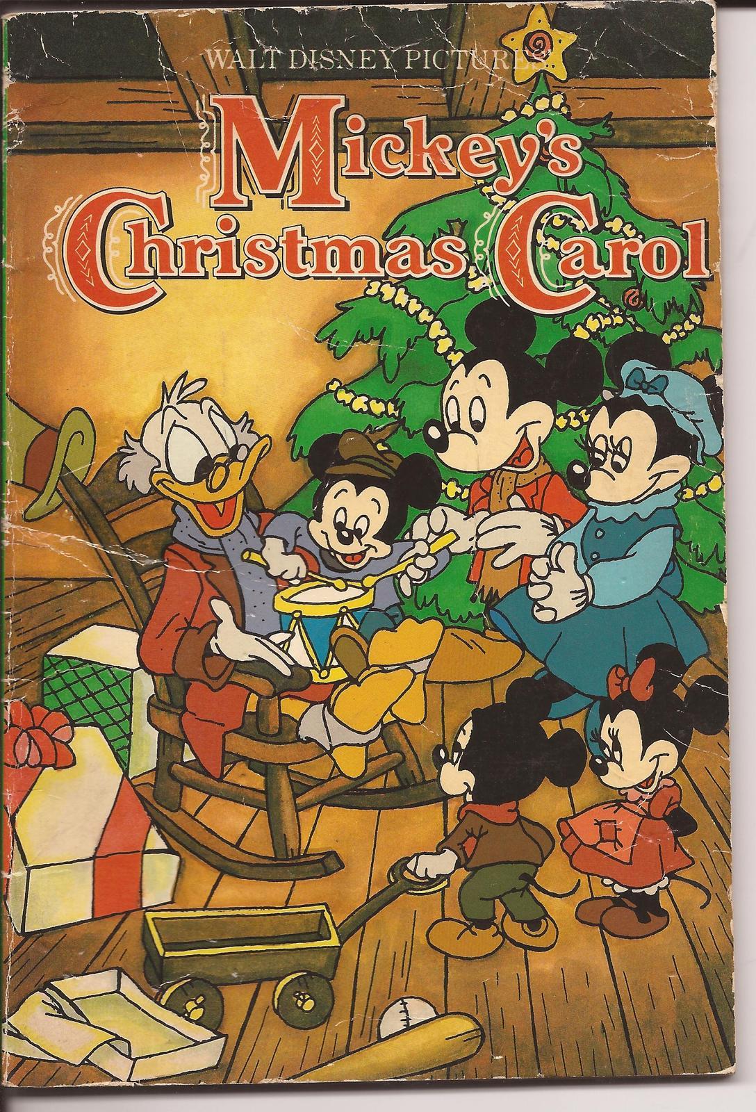 Mickey s christmas carol