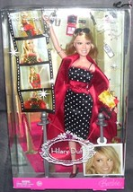 Barbie HILARY DUFF Red Carpet Glam Doll from 2006 - $24.96