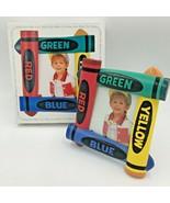 Kids by Malden International Designs Crayon Photo Frame 3.5 x 5 Table Desk FM - $16.95