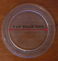 "12 1/2"" Kenmore Glass Turntable Plate / Tray 3390W1G004C Used Clean - $34.64"